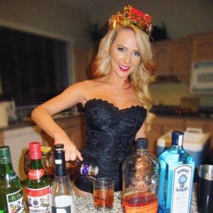 Legend Entertainment Bartenders for Air BNB Private Party in Las Vegas