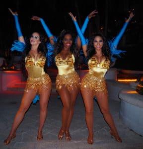 samba dancers las vegas