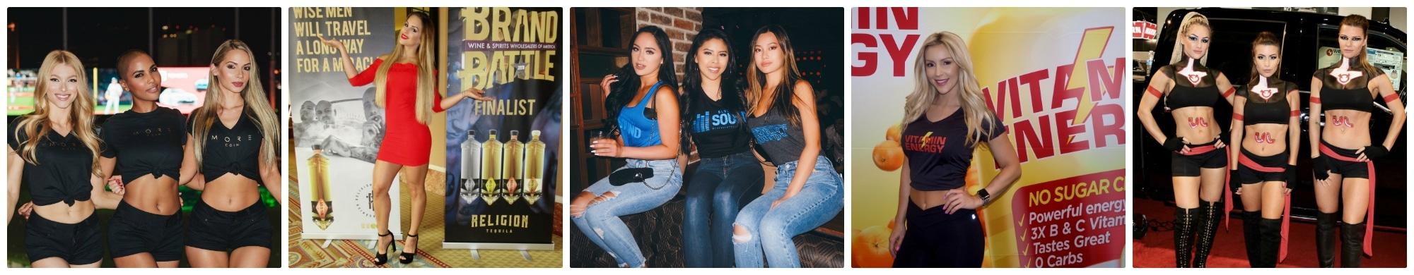 Legend Models Brand Ambassadors Las Vegas