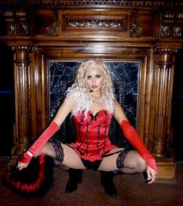 Christina Aguilera Las Vegas