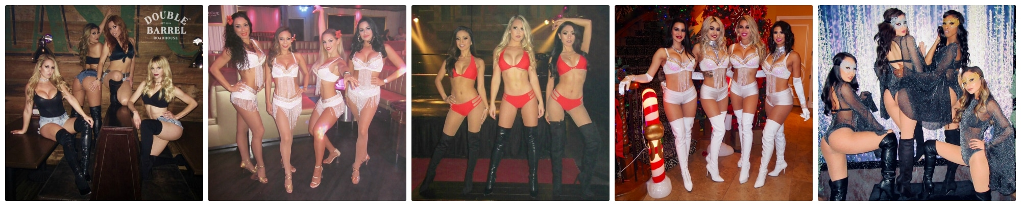legend entertainment dancers las vegas